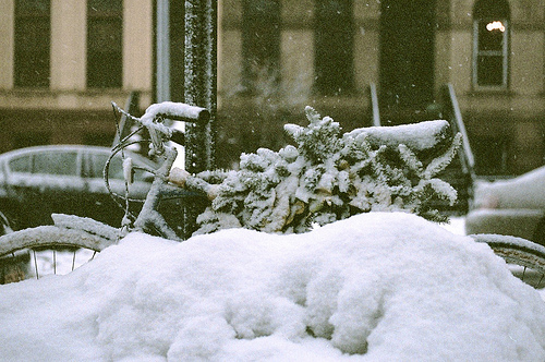 bike-winter